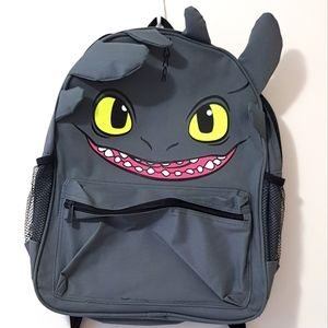 Toothless How to Train Your Dragon Dreamworks Bag